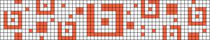 Alpha pattern #25146
