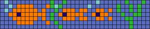 Alpha pattern #25151
