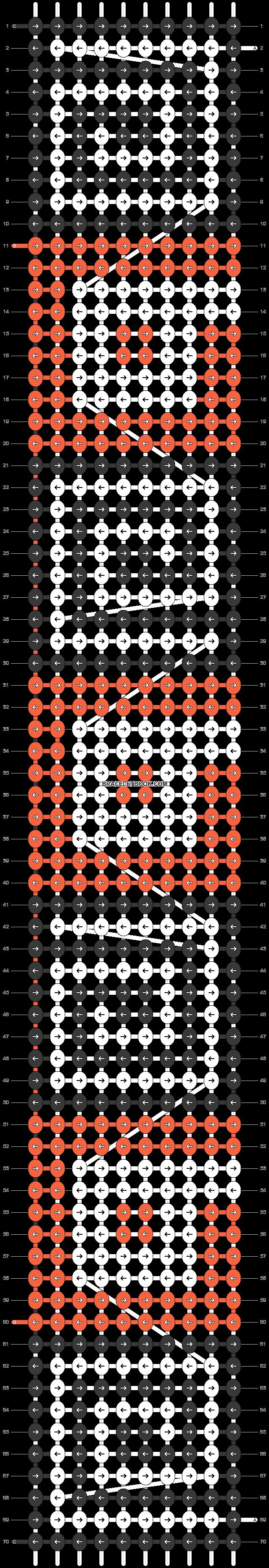 Alpha pattern #25155 pattern