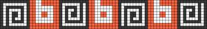 Alpha pattern #25155