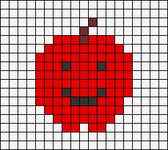 Alpha pattern #25161