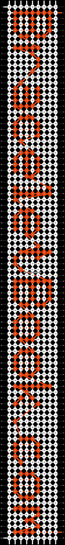 Alpha pattern #25163 pattern