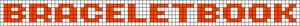 Alpha pattern #25165
