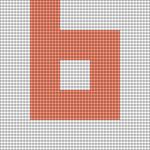 Alpha pattern #25166
