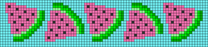 Alpha pattern #25173