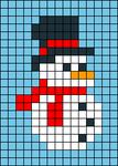 Alpha pattern #25177