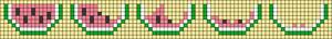 Alpha pattern #25181