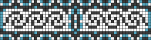 Alpha pattern #25191