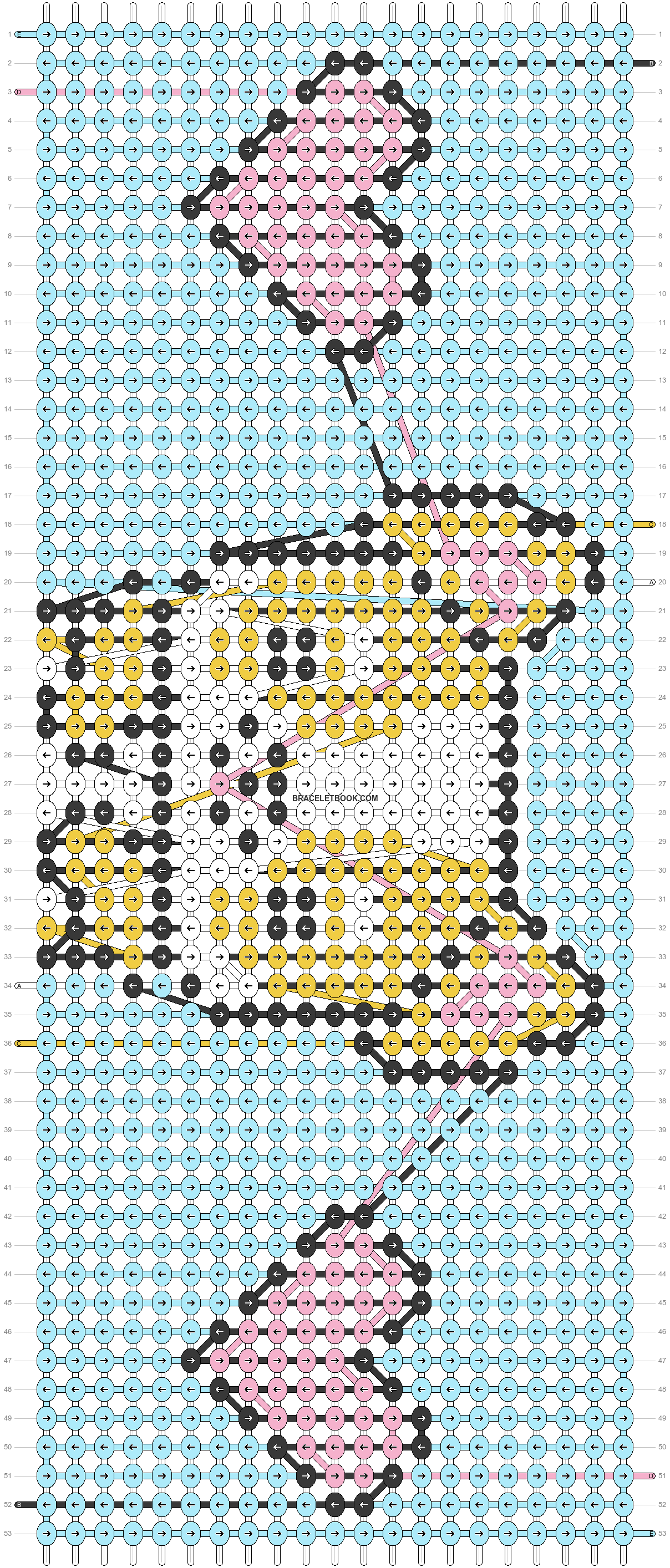 Alpha pattern #25192 pattern