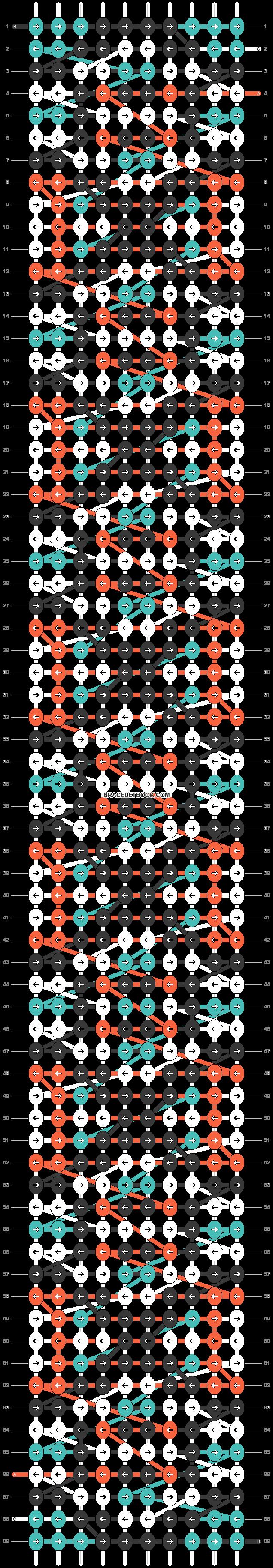 Alpha pattern #25194 pattern