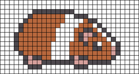Alpha pattern #25199