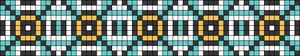 Alpha pattern #25207