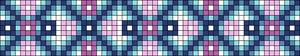Alpha pattern #25208