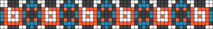 Alpha pattern #25209