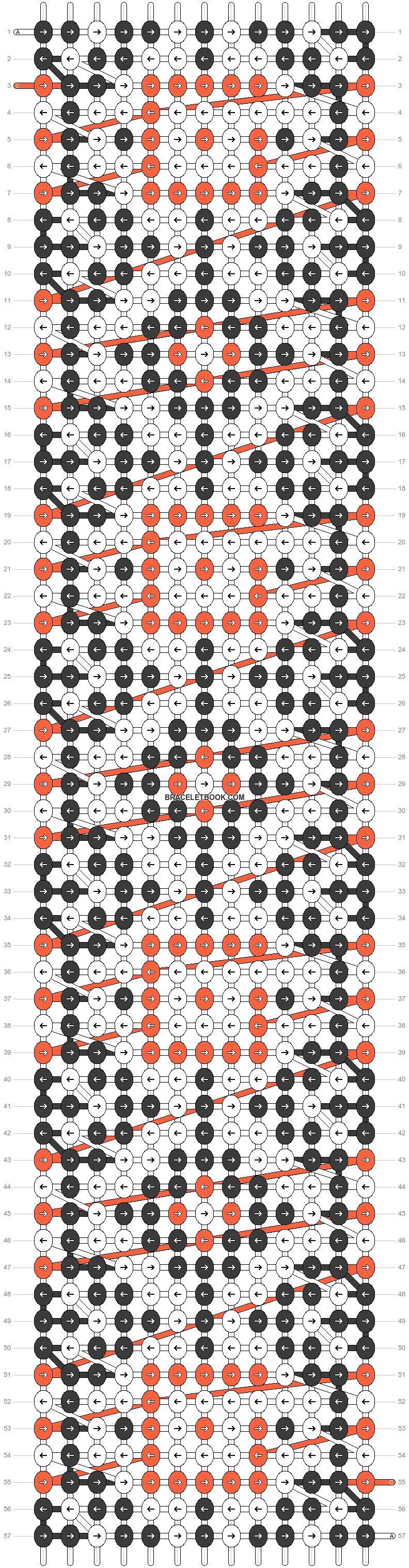 Alpha pattern #25227 pattern