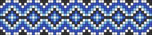 Alpha pattern #25228
