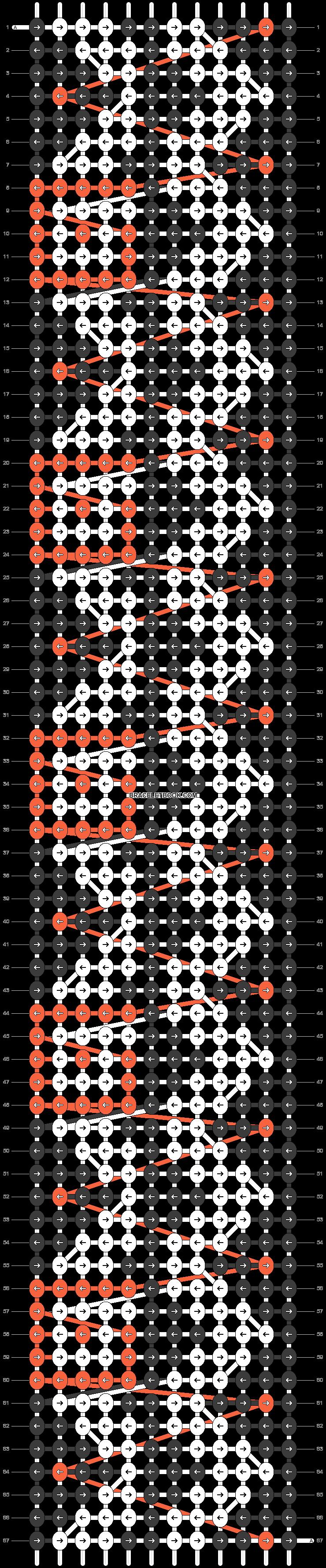 Alpha pattern #25236 pattern