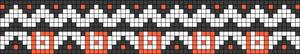 Alpha pattern #25236