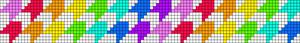 Alpha pattern #25237