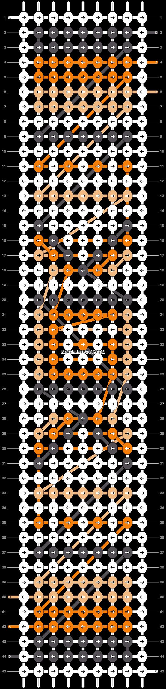 Alpha pattern #25257 pattern