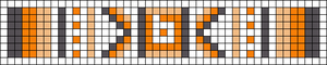 Alpha pattern #25257