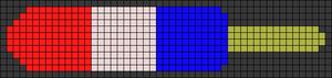 Alpha pattern #25262