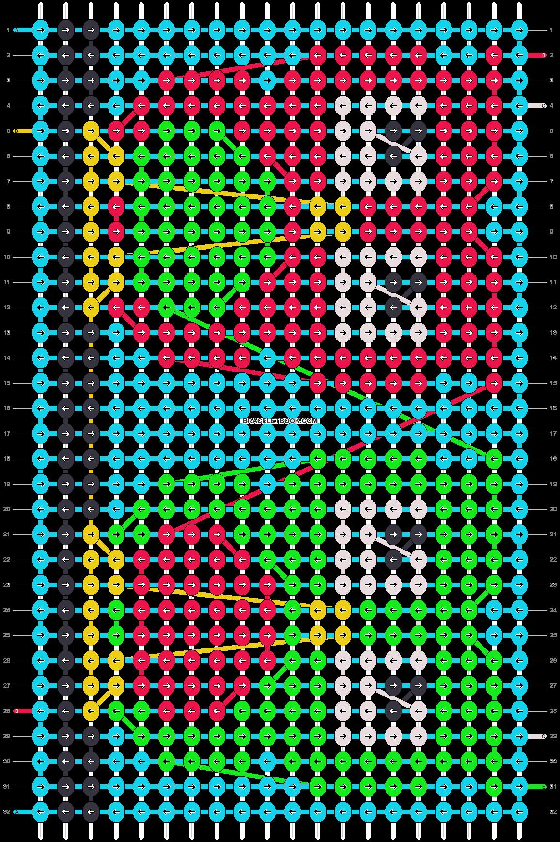 Alpha pattern #25263 pattern
