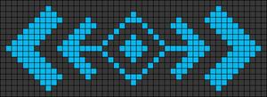 Alpha pattern #25264