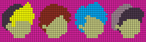 Alpha pattern #25268