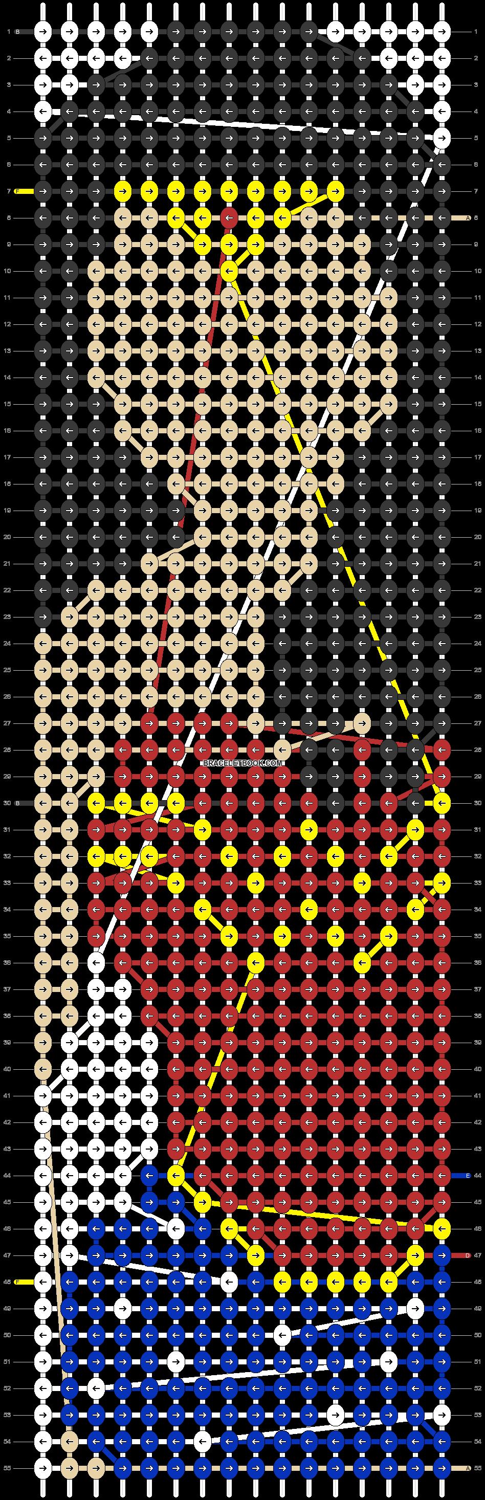 Alpha pattern #25269 pattern