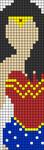 Alpha pattern #25269