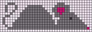 Alpha pattern #25273