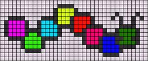 Alpha pattern #25274