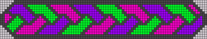 Alpha pattern #25275