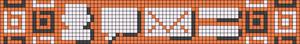 Alpha pattern #25278