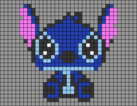 Alpha pattern #25279