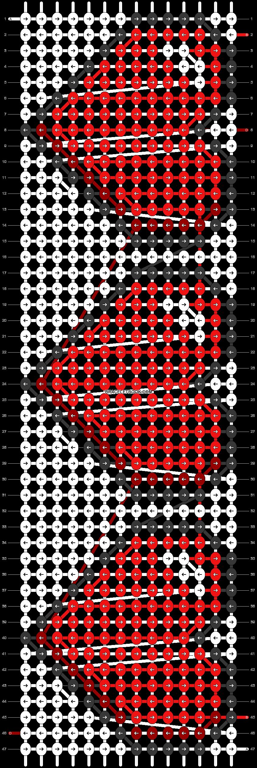 Alpha pattern #25280 pattern