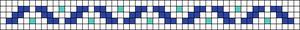 Alpha pattern #25284