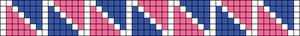 Alpha pattern #25285