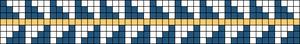 Alpha pattern #25287