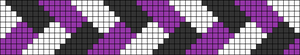 Alpha pattern #25291