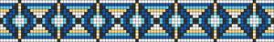 Alpha pattern #25292