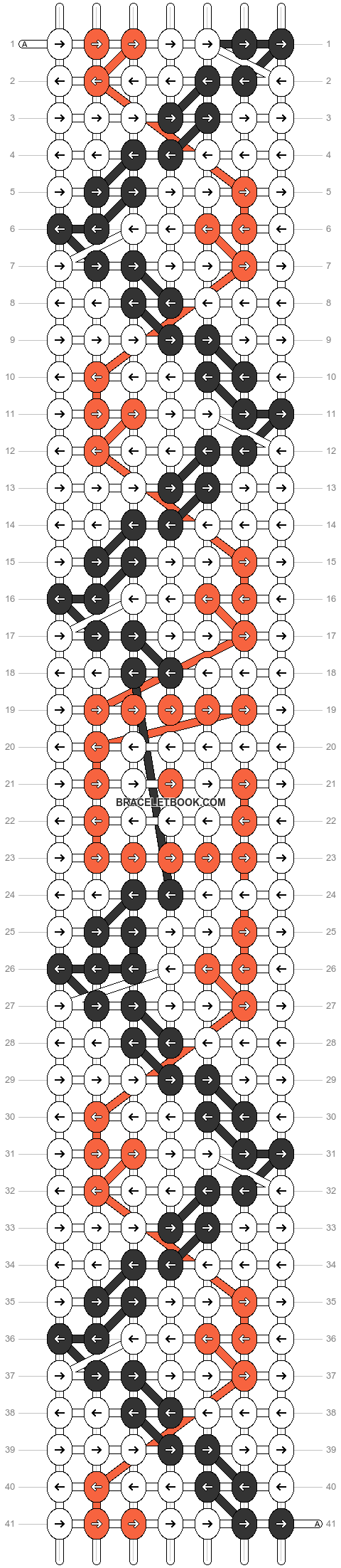 Alpha pattern #25294 pattern