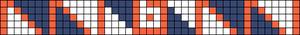 Alpha pattern #25295