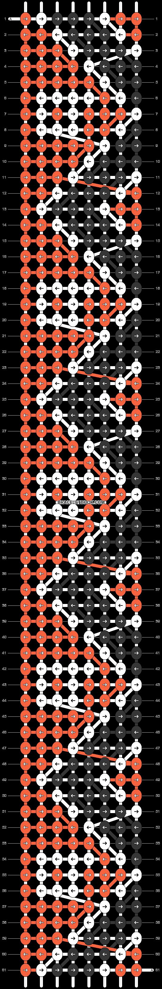 Alpha pattern #25296 pattern