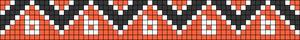 Alpha pattern #25296