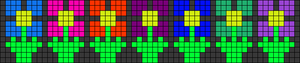 Alpha pattern #25303