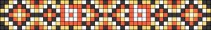 Alpha pattern #25307
