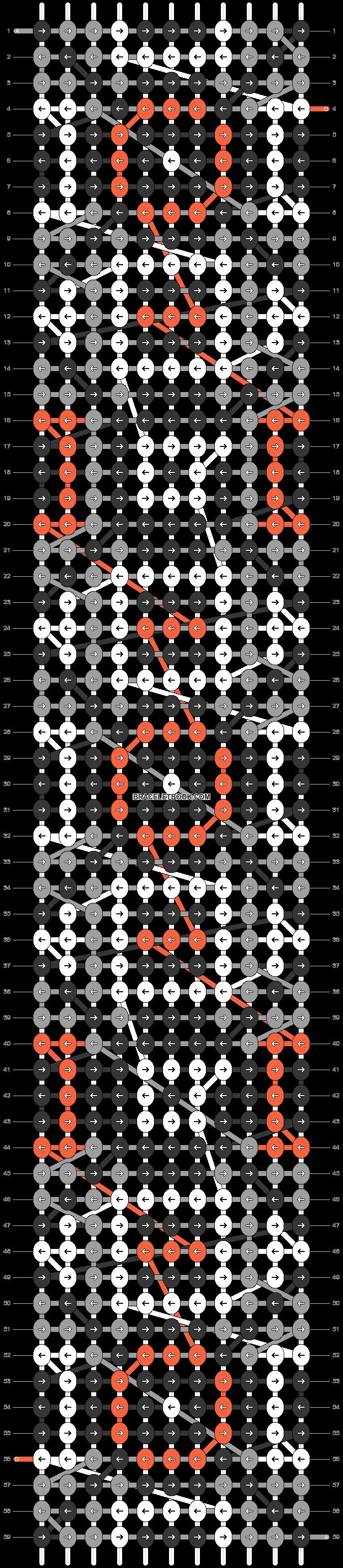 Alpha pattern #25308 pattern