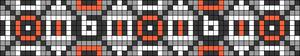 Alpha pattern #25308